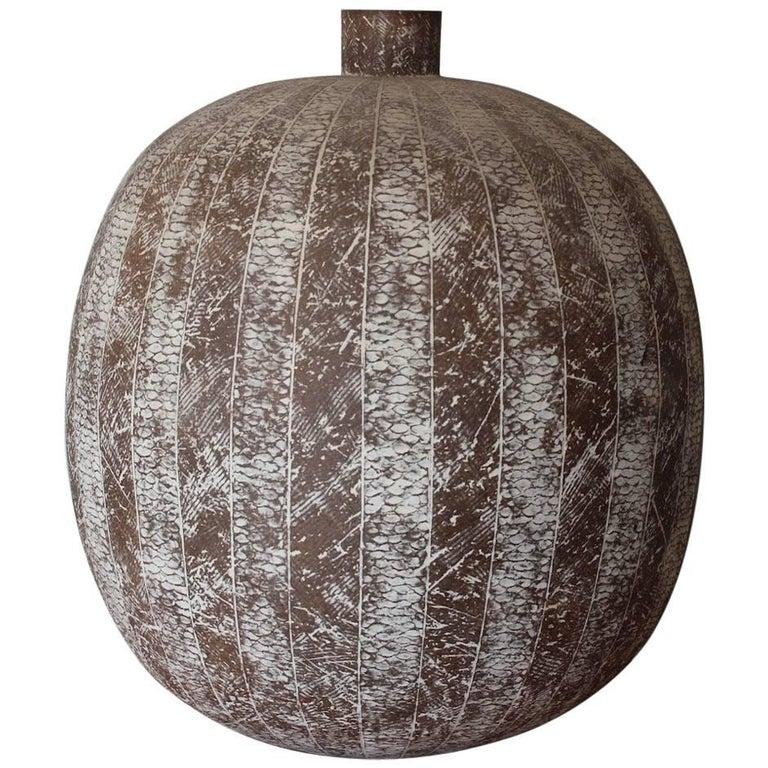 "Claude Conover ""ILKIL"" Vase"
