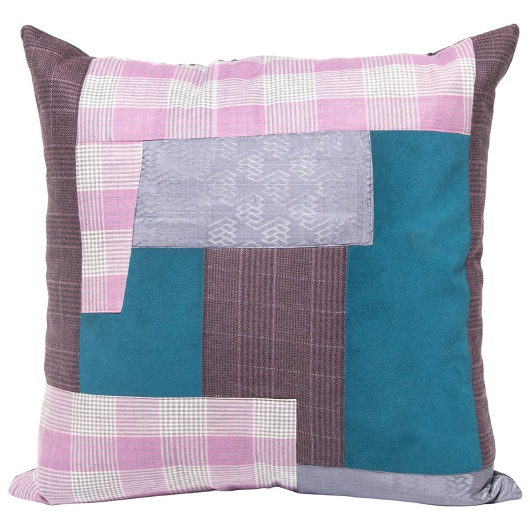 Japanese Suiting Pillow