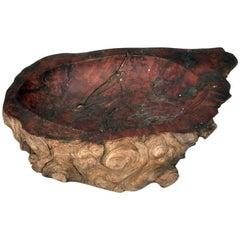 Large Primitive Bowl