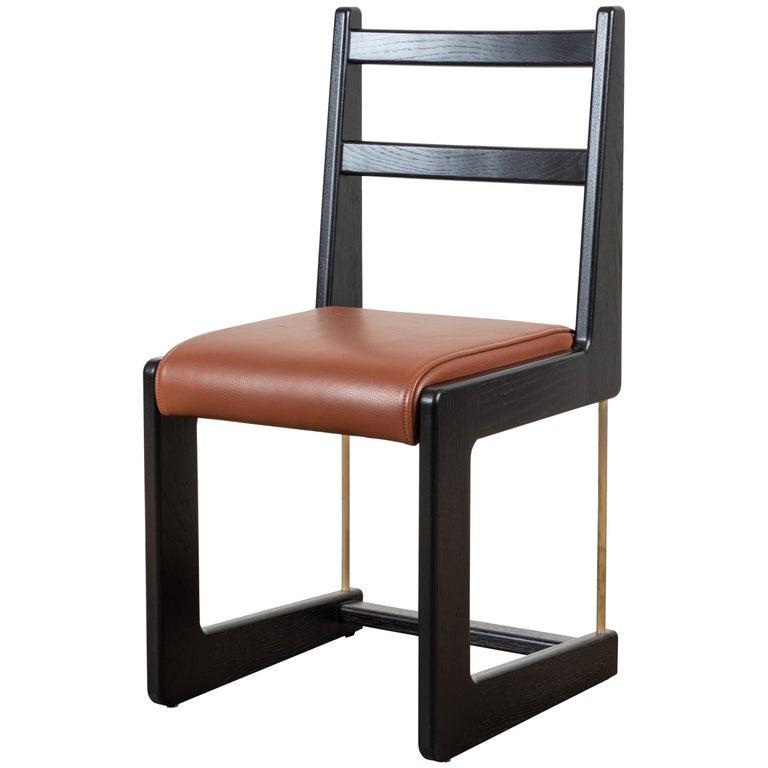 Cruz Dining Chair by Lawson-Fenning For Sale