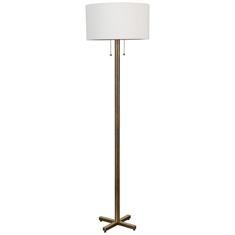 Paul Floor Lamp by Lawson-Fenning For Sale