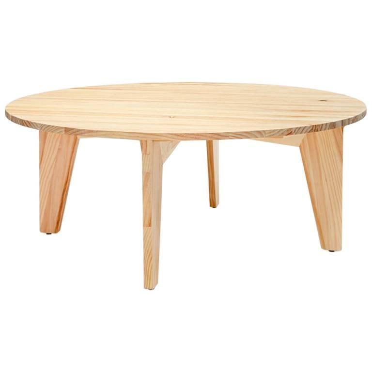 Adolfo Abejon 'Wooda' Table