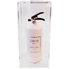 Coco Noir Chanel Extinguisher