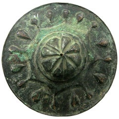 Ancient Troy Greek 'Hector' Shield Boss Umbo, Late Bronze Age 1200-1100 BC