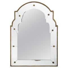 Contemporary Arched Mirror