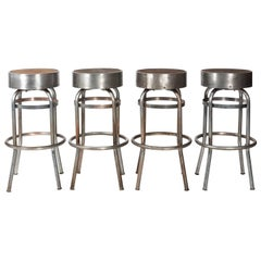Set of Industrial Stools