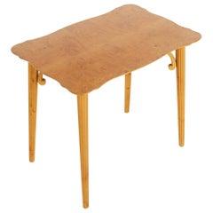 Swedish Table, Swedish Grace, Birch, 1930s