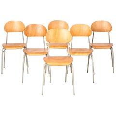 Side Chair by Jiri Petrivy for Drevoindustria, 1960s