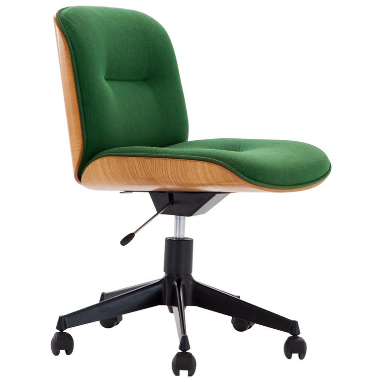 Italian Swivel Chair by Ico Parisi for MIM Roma, 1960s