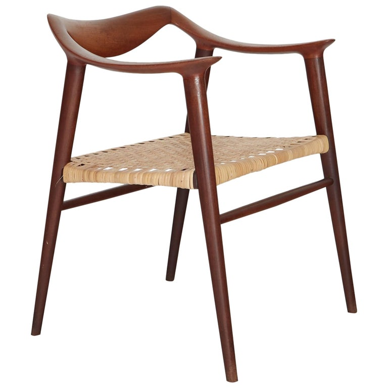 Rastad and Relling Bambi Chair, Norway, 1950s
