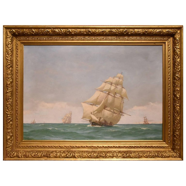 """Off Dover"" by John Fraser For Sale"