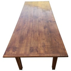 Farmhouse Table Cherrywood
