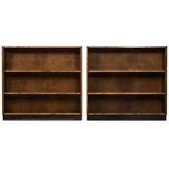 Axel Einar Hjorth Bookcases / Shelves by Nordiska Kompaniet in Sweden