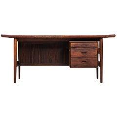 Arne Vodder Desk Model 205 by Sibast Møbelfabrik in Denmark