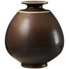 Vase Designed by Berndt Friberg for Gustavsberg, Sweden, 1963