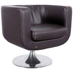 Bretz Don Corleone Armchair Brown One-Seat Clubchair