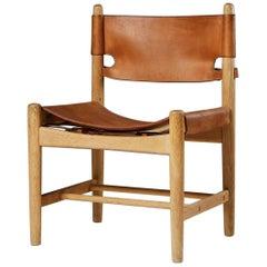 Chair Designed by Børge Mogensen for Erhard Rasmussen, Denmark, 1940s