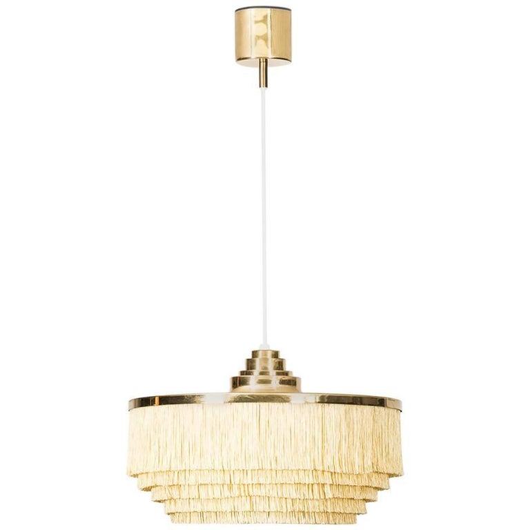 Hans-Agne Jakobsson Ceiling Lamp Model T-603 by Hans-Agne Jakobsson AB in Sweden