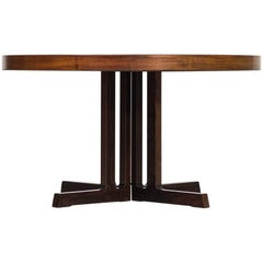 Johannes Andersen Dining Table by Hans Bech in Denmark