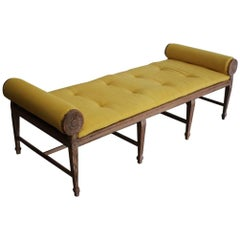 19th Century Daybed/Window Seat