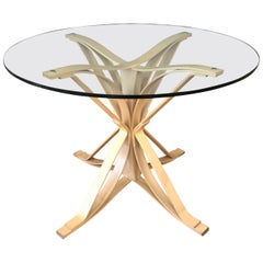 Frank Gehry for Knoll Face Off Dining Table