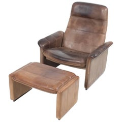 Lounge Chair by De Sede