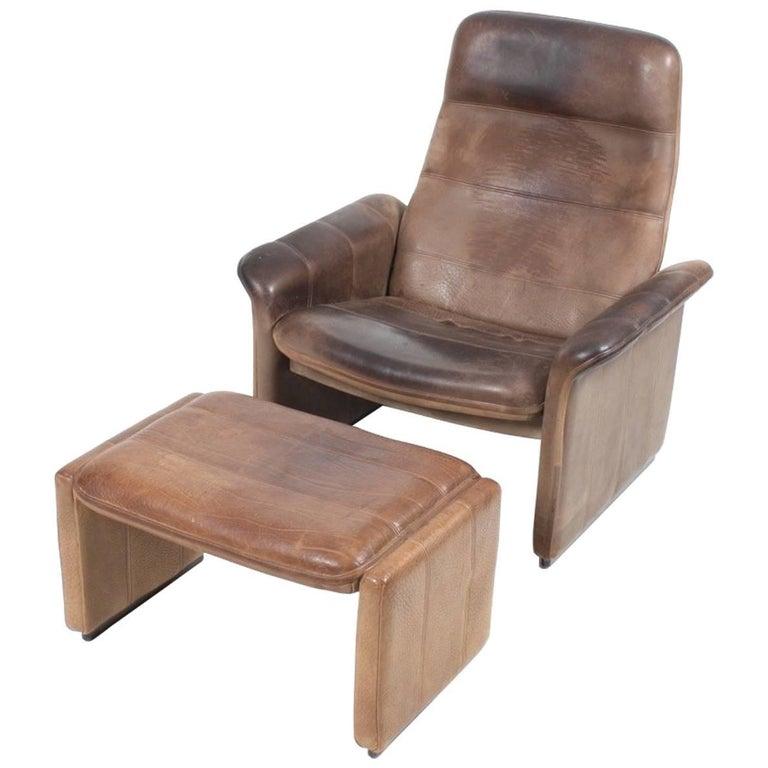 Lounge Chair by De Sede