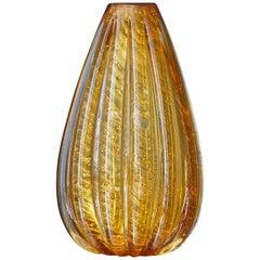 Vintage Ercole Barovier Glass Vase