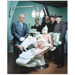 Large Matthew Barney Cremaster C-Print