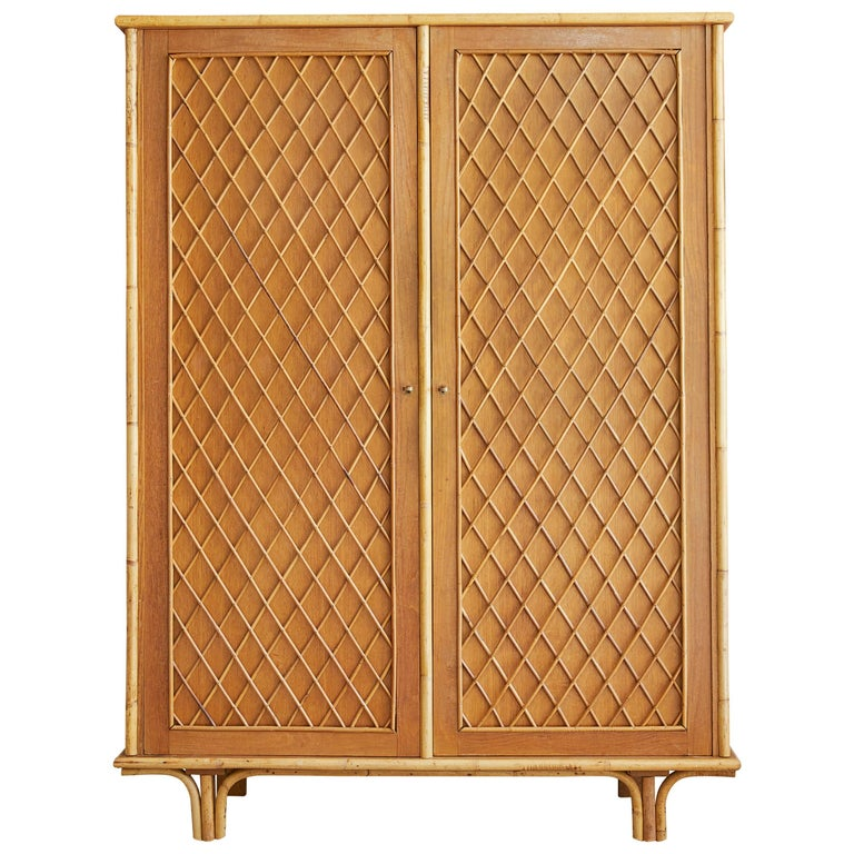 French Vintage Cabinet For Sale