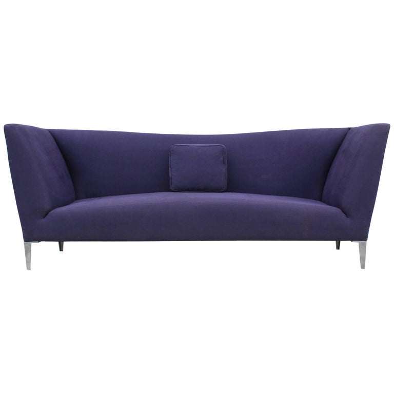 Jasper Morrison For Capellini Prototype Sofa