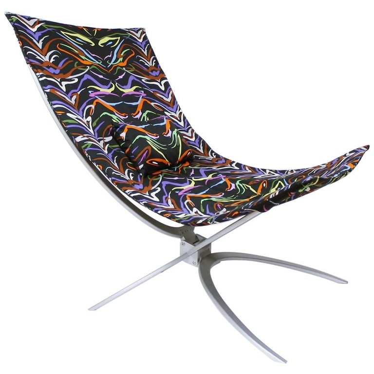 Missoni Home Armchair Virgola Nador: Missoni Home Ambrogina Folding Chair In Printed Satin