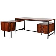 Brazilian Desk with Optional Return