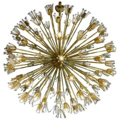 Large Sputnik Chandelier by Studio Glustin