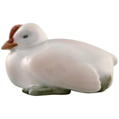 Royal Copenhagen Figure of Chicken # 266