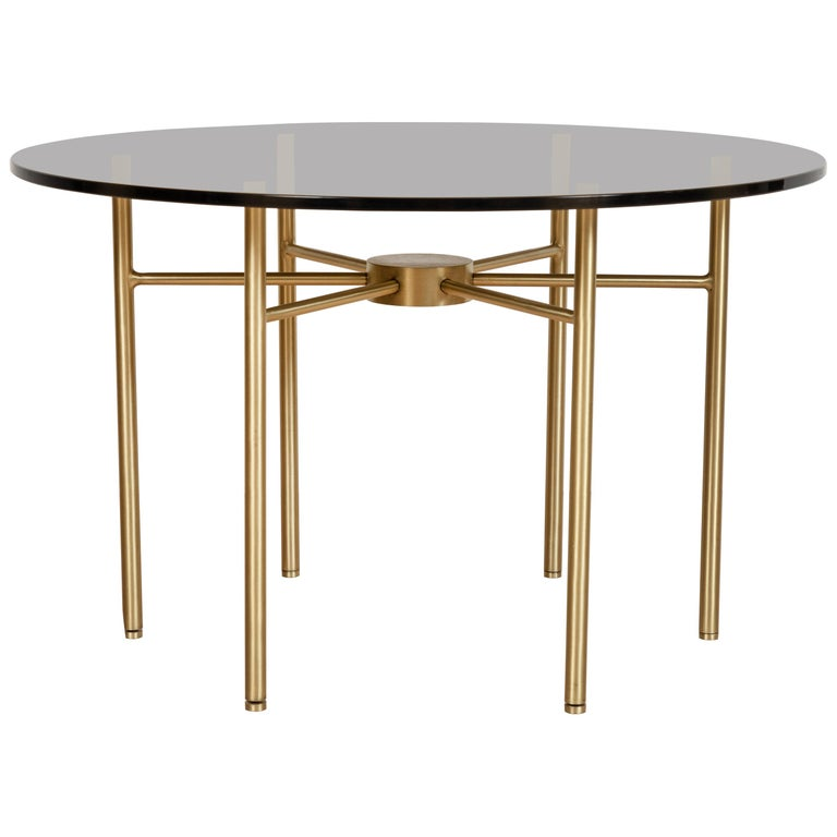 Radial Side Table by Lawson-Fenning