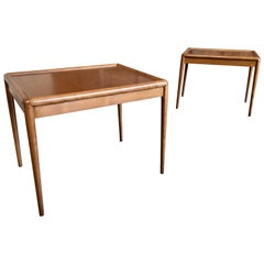 Pair of Nesting Tables by T.H. Robsjohn-Gibbings for Widdicomb