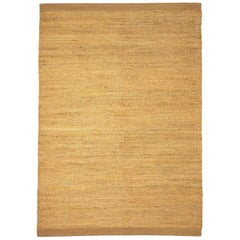 Hand-Loomed Herb Rug by Nani Marquina in Yellow, Large