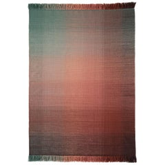 Hand-Loomed Nanimarquina Shade Rug Palette 1 by Begum Cana Ozgur, Standard