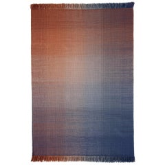 Hand-Loomed Nanimarquina Shade Rug Palette 2 by Begum Cana Ozgur, Standard
