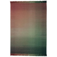 Hand-Loomed Nanimarquina Shade Rug Palette 3 by Begum Cana Ozgur, Extra Large