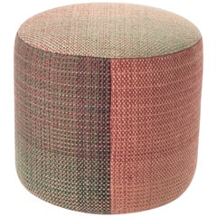 Hand-Loomed Nanimarquina Shade Pouf 3A by Begum Cana Ozgur & Marcos Catalan