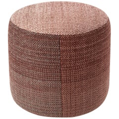 Hand-Loomed Nanimarquina Shade Pouf 4A by Begum Cana Ozgur & Marcos Catalan
