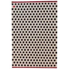 Hand-Spun Nanimarquina Melange Pattern 3 Rug by Sybilla, Standard