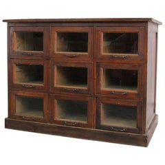 Early 20th Century Haberdashery Drawers, circa 1900