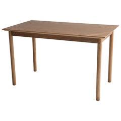 Coast Table, Sienna, Minimalist Dining Table or Desk in Wood