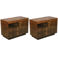 Art Deco Set of Drawers and Cupboard for Shoes