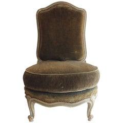 Maison Jansen Louis XV Style Boudoir Chair