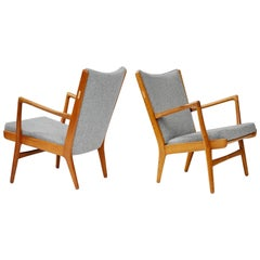 Hans Wegner AP-16 Chairs, Oak
