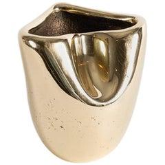 "Jaimal Odedra, ""Heart,"" Small Contemporary Urn, Bronze, Morocco, 2018"